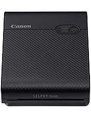 Canon Selphy Square QX10 Impresora, negro