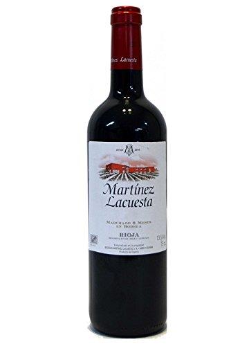 Martínez Lacuesta Vino Tinto DO -Rioja, 75cl