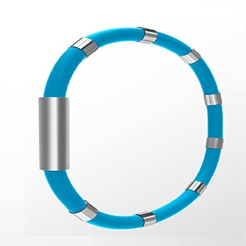 KFXD Athletic Ion Balancing Bracelet, Anti-Static Bracelet Wrist Straps Band Rubber Bracelets, Negative Ion Bracelet Silicone Wristband,Reusable Eliminate Body Static For Women Men male-20cm D1