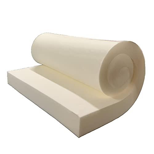 GoTo Foam 4' Height x 30' Width x 89' Length 44ILD (Firm) Upholstery Cushion