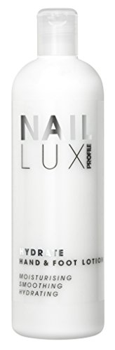 Salonsystem Naillux hydrater Lotion pour les mains et les pieds 500 ml