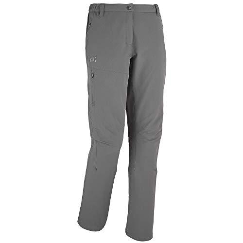 MILLET LD alloutdoor P–Pantalon, Femme, Femme, Tarmac, 34