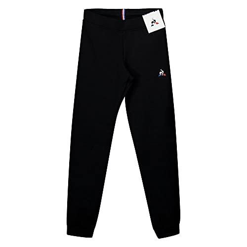 Le Coq Sportif Ess Regular Pant N1 Childrens Trousers Boys Trouser 2110348 Black 8 Years