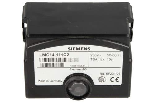 Siemens Steuergerät LMO 14.111C2 Ersetzt LOA14.171 für Hansa,Brötje,Viessmann