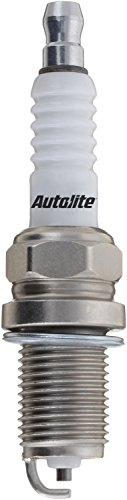 Autolite 3923 Copper Resistor Spark Plug, Pack of 1