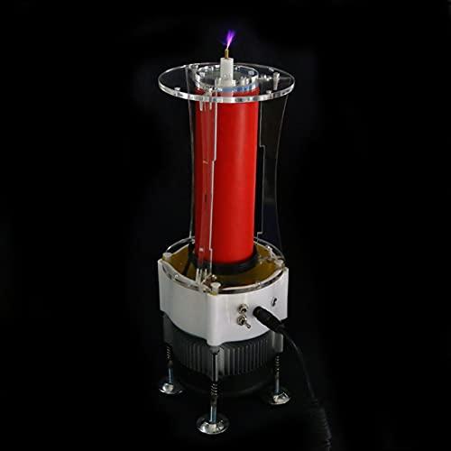 Música Tesla Coil SSTC Artificial Lightning Science Education Tool Experimento de Bricolaje (Big Plasma Music)