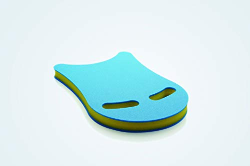 COMFY 3013827 Pro Board zwemplank, blauw, geel
