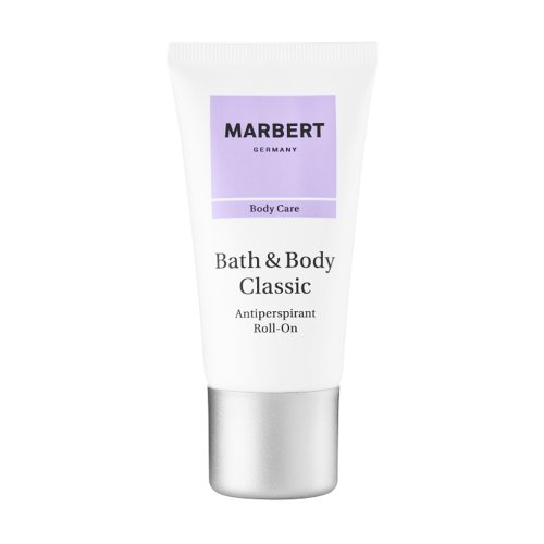 Marbert Bath & Body Classic femme/ women, Antiperspirant Roll-On, 1er Pack (1 x 50 ml)