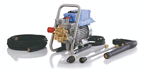 Kränzle – Hochdruckreiniger HD 10-122 ts, 230 V, mit tragbarem Motorstopp, mit vollständigem Motorstopp, mit Schmutzkiller