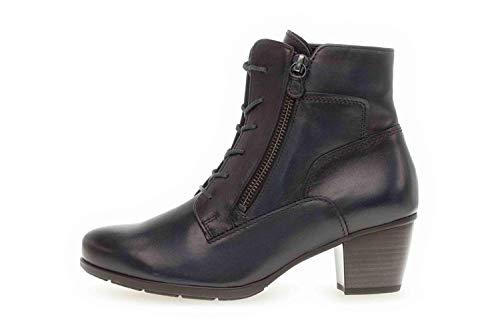 Gabor Basic laarzen in grote maten blauw 35.525.26 grote damesschoenen