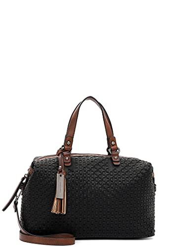 SURI FREY Bowlingbag Dorey 13054 Damen Handtaschen Uni black 100 One Size