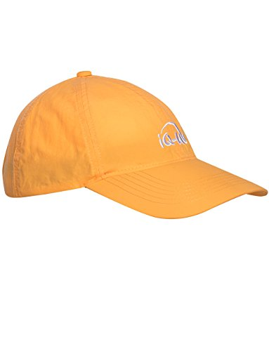 iQ-UV 200 Sonnenschutz Cap Kappe, Orange, 55-61 cm