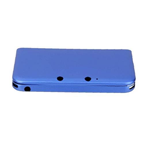 3ds Nintendo 1 Pack 3 Ll-xl De Aluminio Shell Juego De Máquina Placas De Cubierta Protectora De La Caja Delante Detrás De La Placa Frontal Superior Y Trasera De La Cubierta De La Batería Shell Funda -
