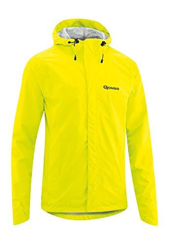 Gonso Herren Save Light Jacken, gelb, XL