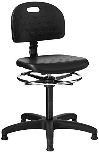 Soft Tough™ Economy Workbench Chair, Black