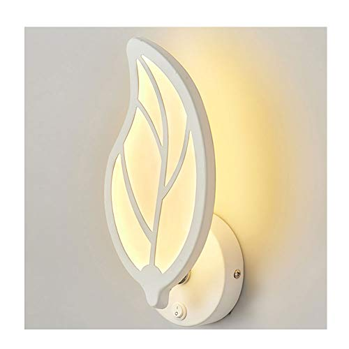 DSMGLRBGZ Lámpara De Pared, Apliques Pared Lamparas para Pared Interior Moderno Protección para Los Ojos Cabecera Luces De Dormitorio para Sala Pared Pasillo Leyendo,B