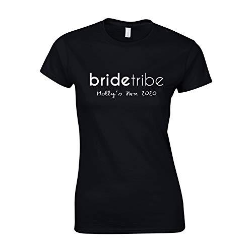 Camiseta de despedida de soltera, diseño de isla del amor, personalizable, con selección de títulos