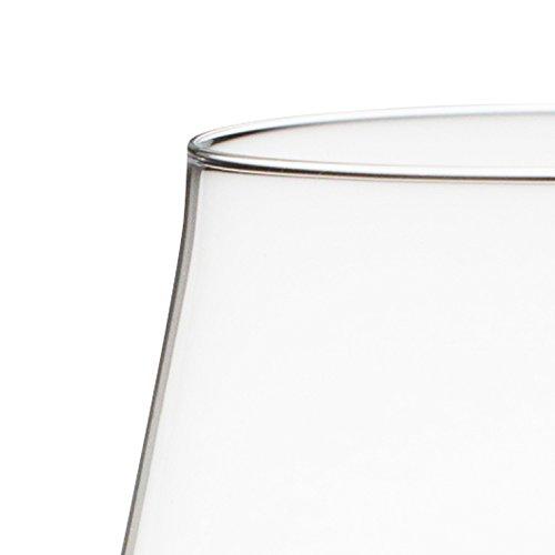 WiredBeansワイヤードビーンズ生涯を添い遂げるグラスワイングラスボルドーk510ml国産杉箱入り