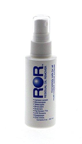 ROR Optical Lens Cleaner 2 Oz Spray Bottle