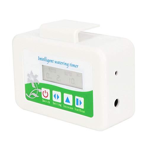 01 Herramienta de riego, Kit de riego de Plantas de tubería de Agua de Silicona, automático Inteligente a Prueba de Agua para Plantar para riego por Goteo