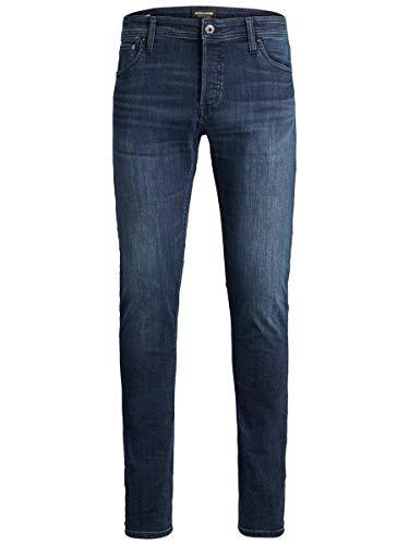JACK & JONES Jjiglenn Jjoriginal AM 812 Noos Jeans, Blu (Blue Denim), 33W / 30L...