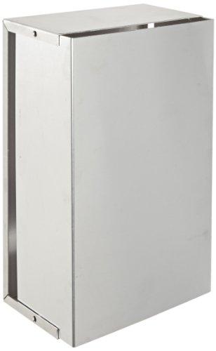 BUD Industries CU-3010-A Aluminum Electronics Minibox, 10