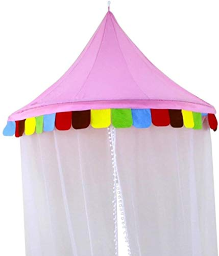 WXH SLL- Princess Bett-Überdachung Spiel-Zelt mit Gaze-Vorhang for Babys Lesespielzelte Mosquito Vorhang-Netzes
