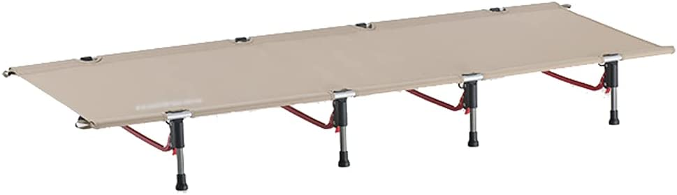 SHIJIANX High quality Folding Camping Cot Heavy Extra Quantity limited Wide Be