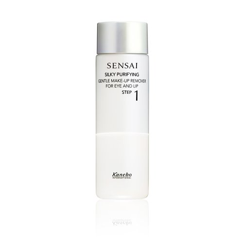 Sensai Silky Purifying femme/woman, Gentle Make-Up Remover for Eye and Lip Step 1, 1er Pack (1 x 100...