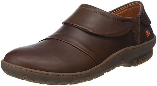 Art Antibes, Zapatillas sin Cordones Mujer, Marrón (Brown Brown), 42 EU