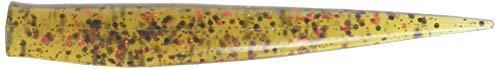 Mirrolure Lil John, Watermelon Red Glitter, 3-3/4-Inch