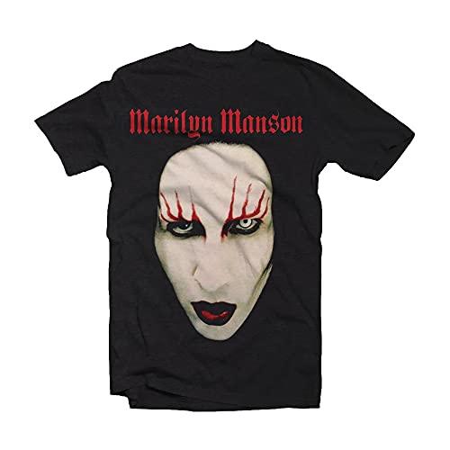 T-Shirt # M Black Unisex # Red Lips