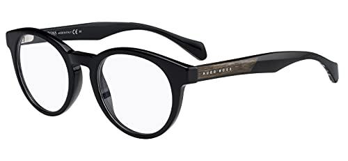 Hugo Boss Boss 0913/N 807 48 Gafas de sol, Negro (Black), Hombre
