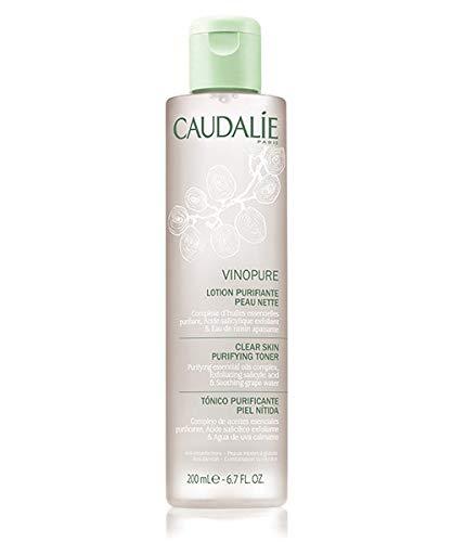 Caudalie Vinopure Reinigungslotion für schöne Haut Reinheit und Frische-Kick 200ml