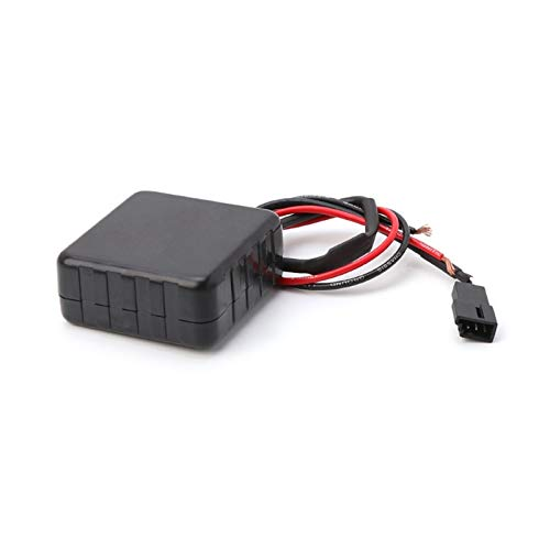 RJJX Módulo Bluetooth del automóvil Adaptador de Cables AUX Ajuste para BMW...