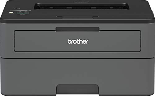 Brother HL-L2370DN Mono Laser Printer | PC Connected & Network | Print & 2 Sided Printing | A4