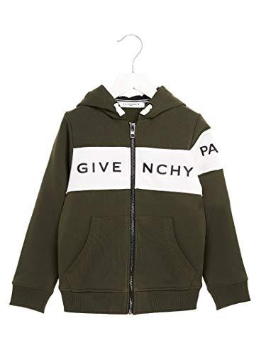 Givenchy Luxury Fashion Junge H25120642 Grün Baumwolle Sweatshirt | Herbst Winter 20