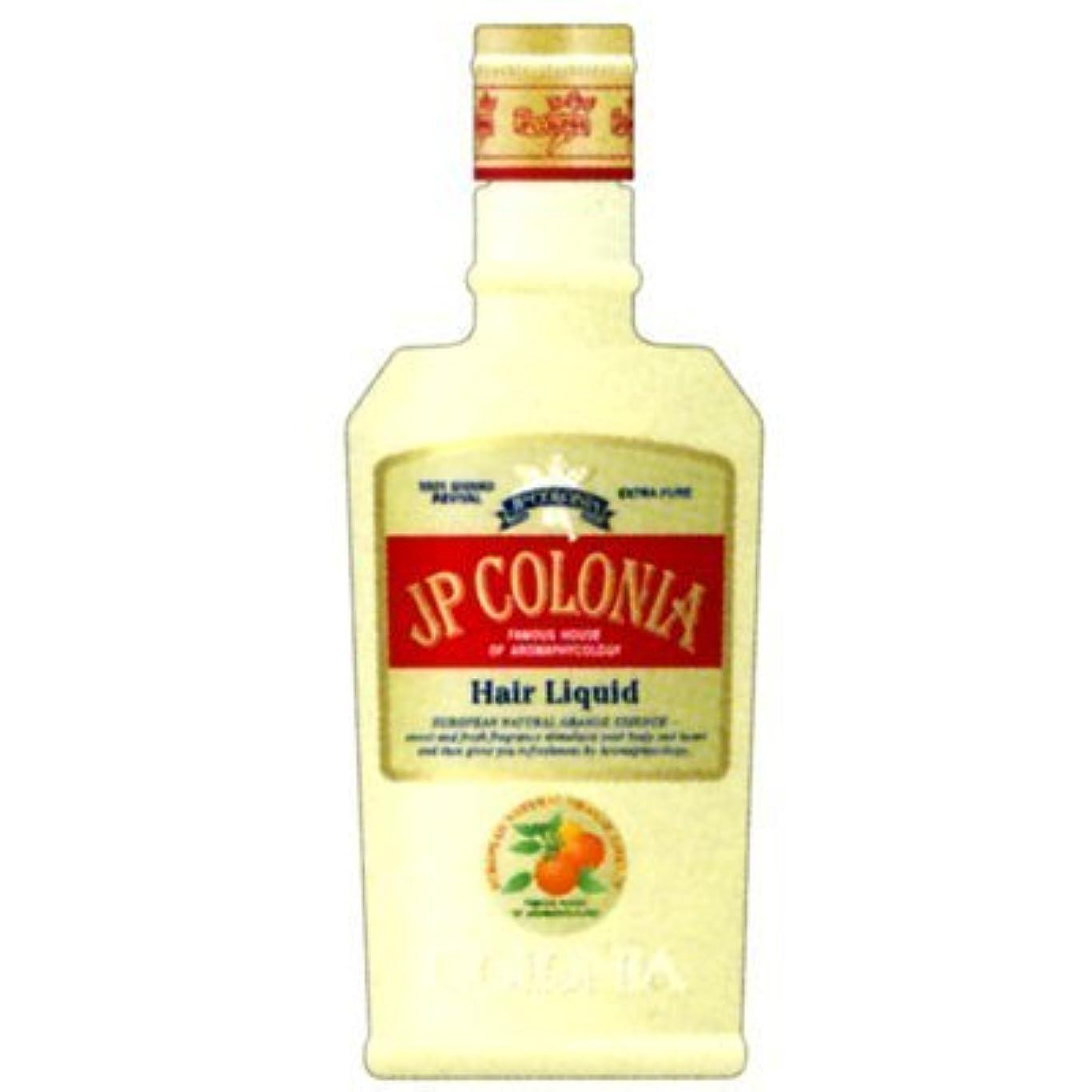 酒構造的言うJPコロニア ヘアリキッドEX 160ml