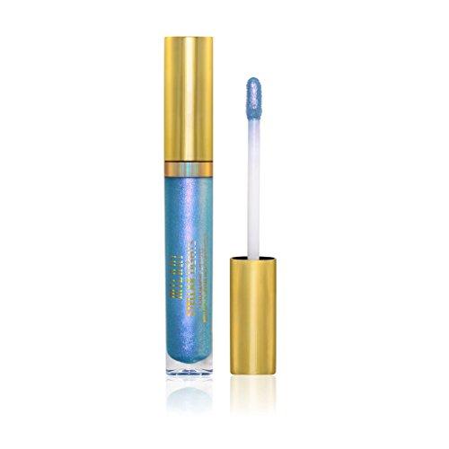 Milani Stellar Lights Holographic Lip Gloss - 02 Iridescent Blue (0.12 Fl oz   3.6 ml)