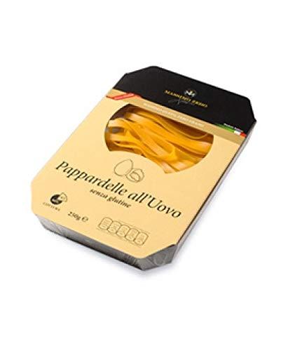 Pappardelle all'Uovo Pasta senza Glutine 250G