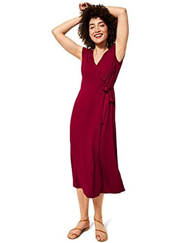 Street One Damen 142978 Kleid, Gentle red, 38