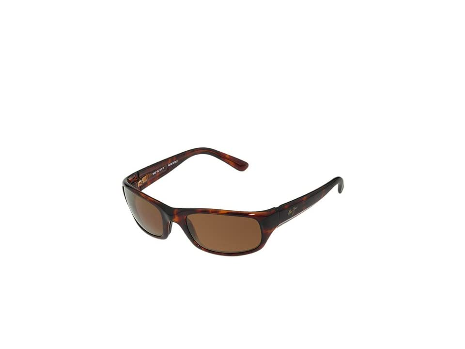 Maui Jim Stingray (Tortoise/HCL Bronze Lens) Sport Sunglasses