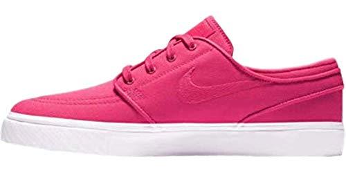 Nike Zoom Stefan Janoski Canvas (11.5 D(M) US, Rush Pink)