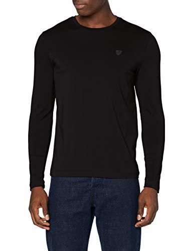 Redskins Reiner Calder Camiseta, Negro, M para Hombre