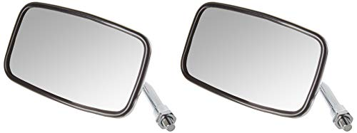 A-Pro Universal Mirrors Rearview Scooter Art-Land Motorcycle Motorbike Chrome M10