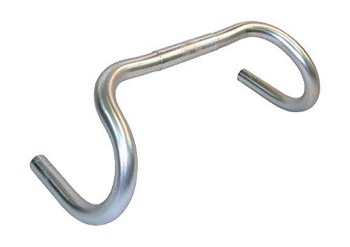 Nitto - Randonneur, 42cm 25.4mm, Silver Bar