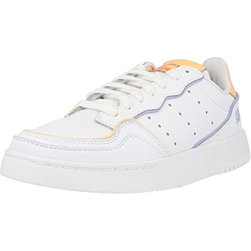 adidas Originals Supercourt W Blanco Cuero 36 EU