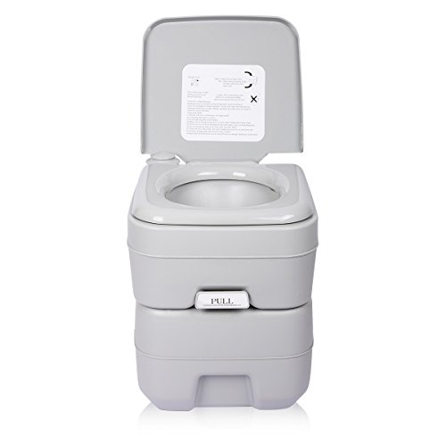 Toilettes portables de voyage 20L ExcelVan