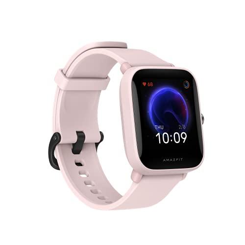 Relógio Smartwatch Amazfit Bip U A2017 Cor:rosa