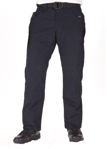 5.11 Taclite Pantalon en Jean pour Homme, Homme, 5-74385-018-CHARCOAL-30-28, Bleu Marine, 28W / 30L